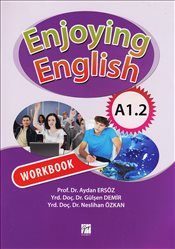 Enjoying English A1.2 Coursebook + Workbook - Ersöz, Aydan