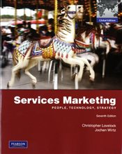 Services Marketing 7e : People, Technology, Strategy - Global Edition - Lovelock, Christopher H.