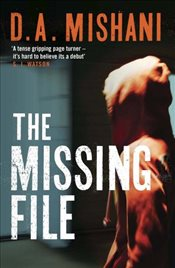 Missing File - Mishani, D. A.
