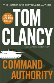 Command Authority - Clancy, Tom