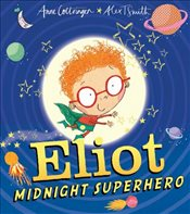 Eliot, Midnight Superhero - Cottringer, Anne