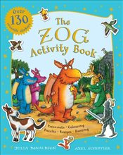 Zog Activity Book - Donaldson, Julia