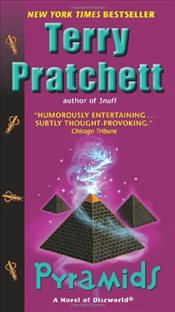 Pyramids : Discworld 7 - Pratchett, Terry