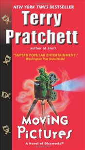Moving Pictures : Discworld 10 - Pratchett, Terry