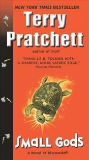 Small Gods : Discworld 13 - Pratchett, Terry