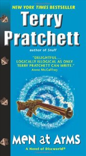 Men at Arms : Discworld 15 - Pratchett, Terry