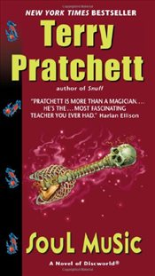 Soul Music : Discworld 16 - Pratchett, Terry