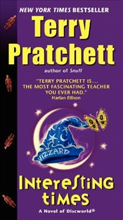 Interesting Times : Discworld 17 - Pratchett, Terry