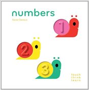 TouchThinkLearn : Numbers - Deneux, Xavier
