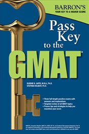 Pass Key to the GMAT - Umar, Bobby