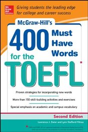 400 Must Have Words for the TOEFL 2e - Stafford-Yilmaz, Lynn