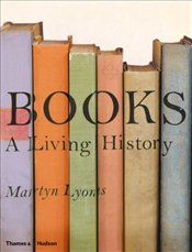 Books : A Living History - Lyons, Martyn