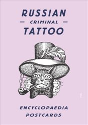 Russian Criminal Tattoo Encyclopaedia Postcards - Baldaev, Danzig