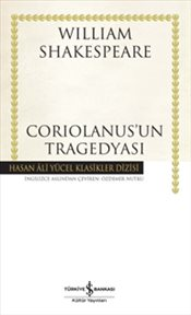 Coriolanusun Tragedyası - Ciltli - Shakespeare, William