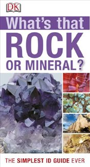 RSPB Whats that Rock or Mineral? -