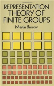 Representation Theory of Finite Groups - Burrow, Martin
