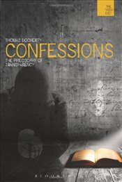 Confessions : The Philosophy Of Transparency - Docherty, Thomas