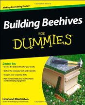 Building Beehives For Dummies - Blackiston, Howland