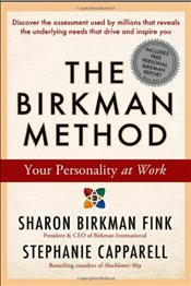 Birkman Method : Your Personality at Work - Fink, Sharon Birkman