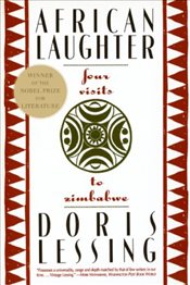 African Laughter : Four Visits to Zimbabwe - Lessing, Doris