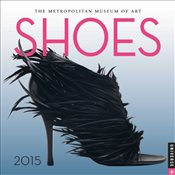 Shoes : 2015 Mini Wall Calendar - Art, The Metropolitan Museum of