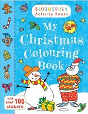 My Christmas Colouring Book (Colouring Activity Books) - Collective,