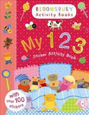 My 123 Sticker Activity Book - Collective,