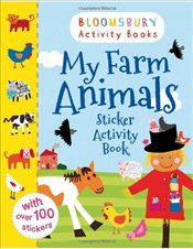 My Farm Animals Sticker Activity Book (Animals Sticker Activity Books) -