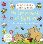 My Little Book of Spring (Little Activity Books) - Collective,