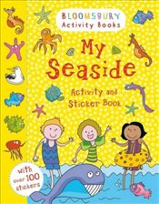 My Seaside Activity and Sticker Book (Holiday Activity and Sticker Books) - Collective,
