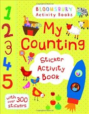 My Counting Sticker Activity Book (Maths Activity Books) - Collective,