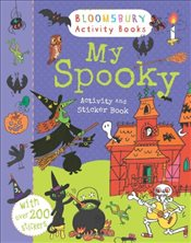 My Spooky Activity and Sticker Book (Holiday Activity and Sticker Books) - Collective,