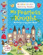 My Fearless Knight Activity and Sticker Book (Sticker & Activity Book) - Collective,