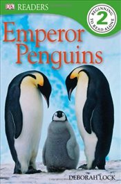 Emperor Penguins : DK Readers Level 2 -
