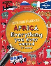 Africa : Not For Parents -LP- -