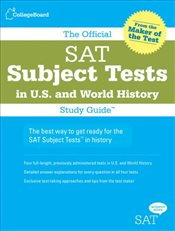 Official SAT Subject Tests in U.S. History and World History - Israel, Elaine
