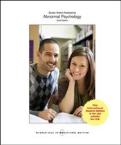 Abnormal Psychology 6e - Nolen-Hoeksema, Susan