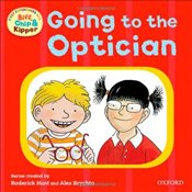 Going to the Optician - Hunt, Roderick