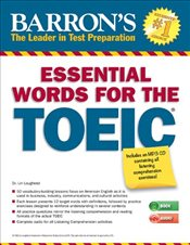 Essential Words for the Toeic with MP3 CD, 5th Edition - Lougheed, Lin