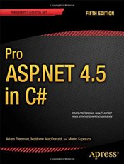 Pro ASP.NET 4.5 in C#  - Freeman, Adam