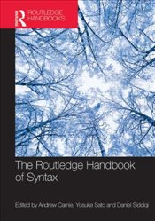 Routledge Handbook of Syntax  - Carnie, Andrew