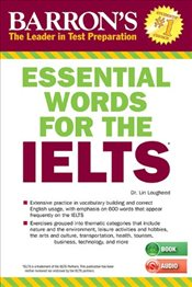 Essential Words for the IELTS 2e : with MP3 CD - Lougheed, Lin