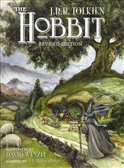 Hobbit : Graphic Novel - Tolkien, J. R. R.