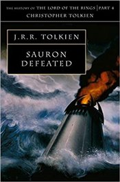Sauron Defeated : History of Middle-Earth Book 9 - Tolkien, J. R. R.