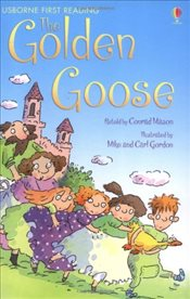 Golden Goose (First Reading Level 3) - Mason, Conrad