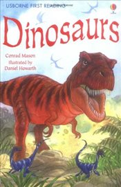 Dinosaurs (First Reading Level 3) - Mason, Conrad