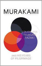 Colorless Tsukuru Tazaki and His Years of Pilgrimage - Murakami, Haruki