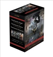 Infernal Devices : Clockwork Angel, Clockwork Prince, Clockwork Princess - Clare, Cassandra