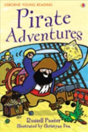 Pirate Adventures (Young Reading Level 1) - Punter, Russell