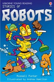 Stories of Robots (Young Reading level 1) - Punter, Russell